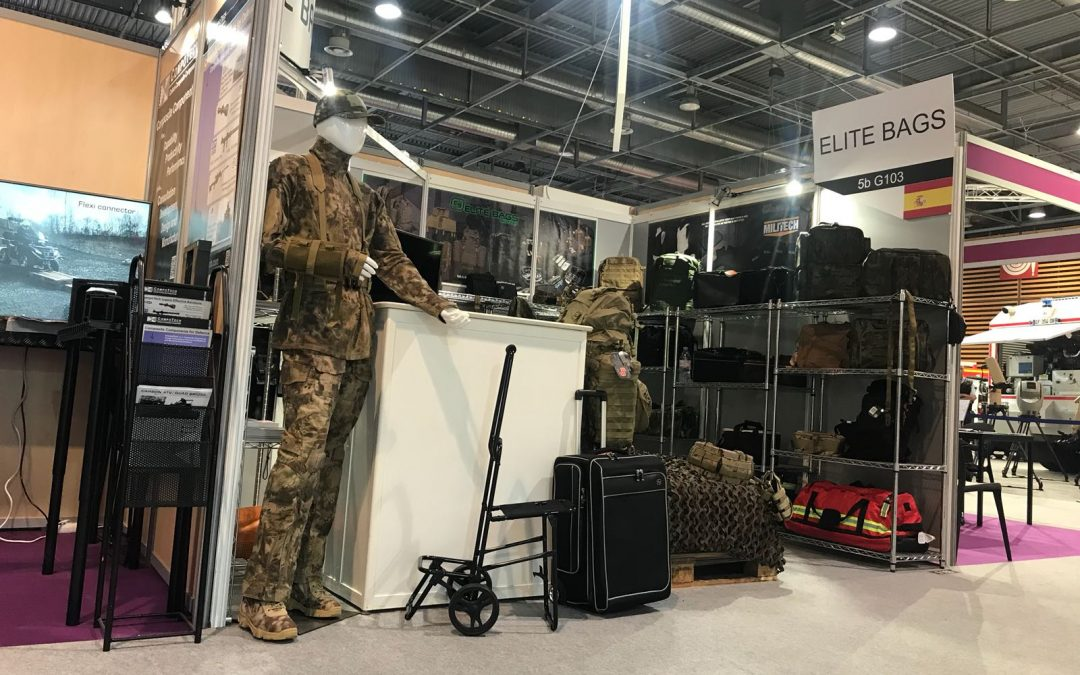 EUROSATORY Exposición Internacional de Defensa y Seguridad